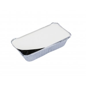No.6A Aluminium Foil Containers -Foil Containers & Lids-Oh My Packaging
